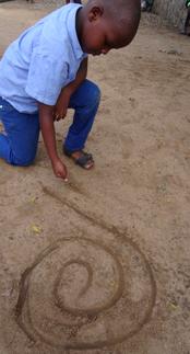 Nos productions de Land Art