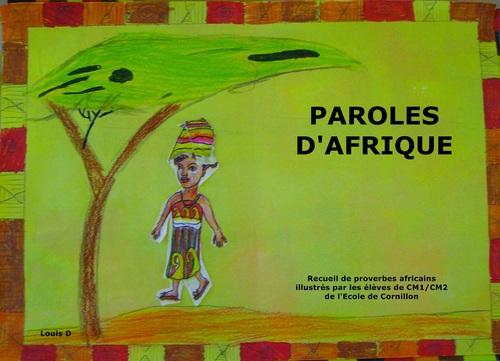 """Diaporama """"Paroles d'Afrique"""""""