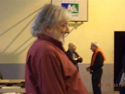 Anniversaire surprise pour les 70 ans de Gilbert
