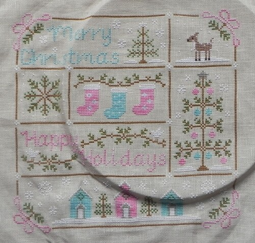 Vintage Christmas de Country Cottage Needleworks