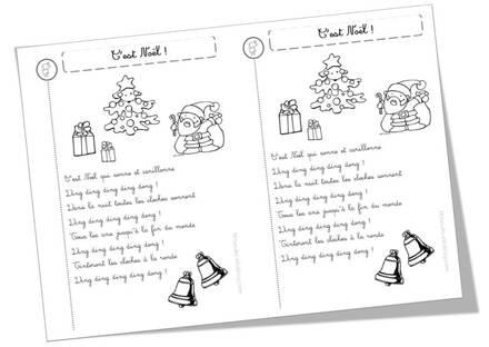 Poèmes Noël