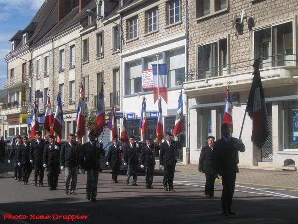 La cérémonie-souvenir de la libération de notre ville