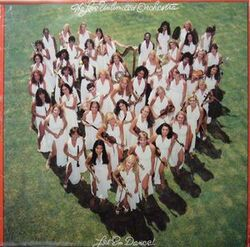 The Love Unlimited Orchestra - Let 'Em Dance - Complete LP