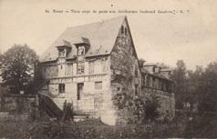 LES REMPARTS DE ROUEN (Seine-Maritime)