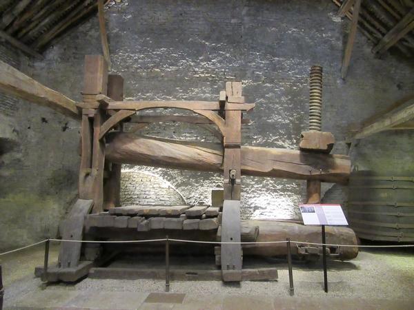 Le Musée du vin de Beaune