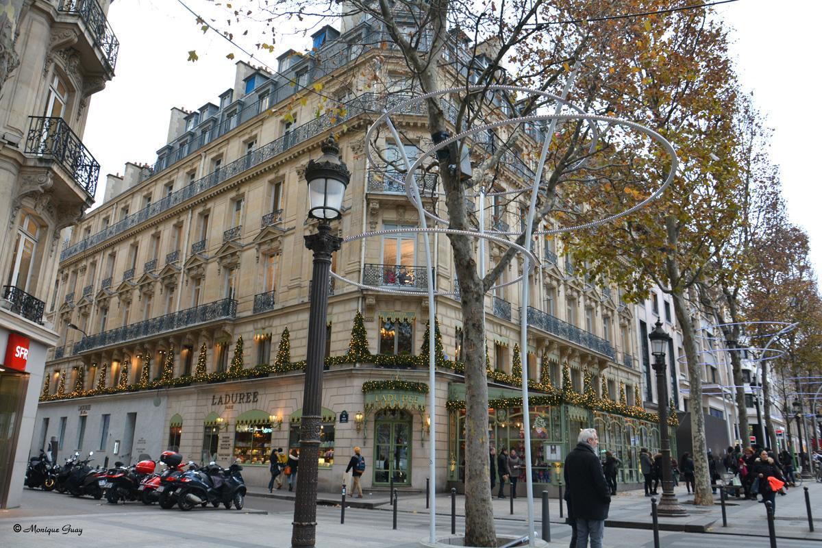 magasin Ladurée