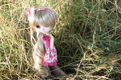 Séance 6_ Une lolita à la campagne ~