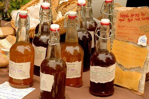 Vinaigre De Cidre De Pomme, Alimentaire