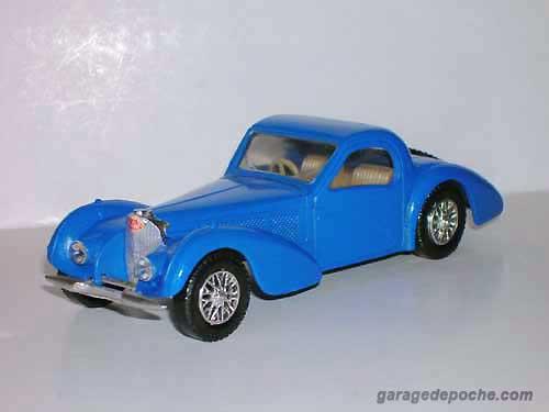 Bugatti Type 57S Atalante 1939