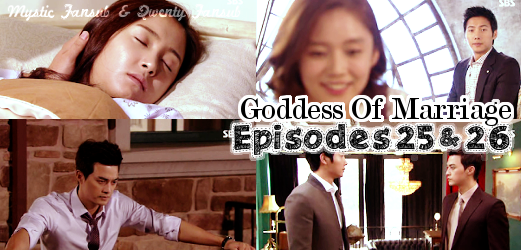 Sortie ◊ Goddess of Marriage 25 & 26 VOSTFR