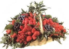 """Echange de """"fruits rouges"""""""