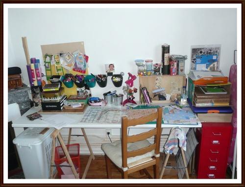 Ma Scrap Room !!!!!