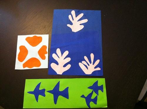 Pépito à la rencontre de Matisse