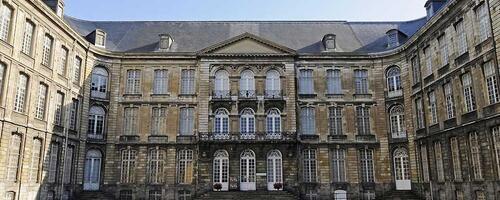 L'Abbaye St Vaast..