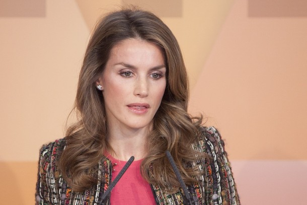 Letizia contre la violences