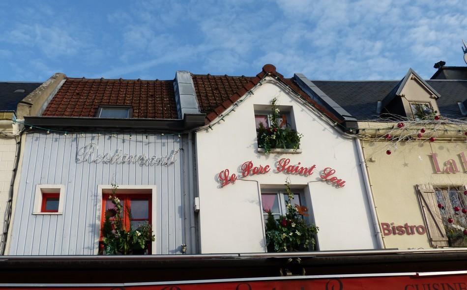 Amiens, St-Leu, le Quai Bélu