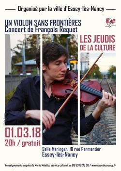 Un violon sans frontières