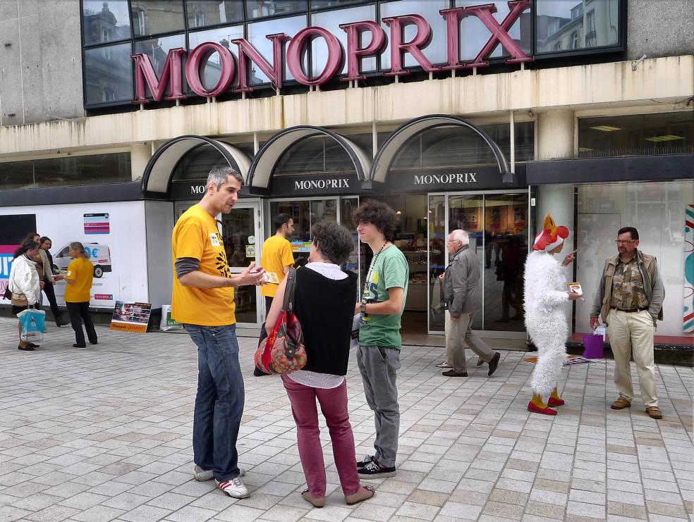 Monoprix - Vannes