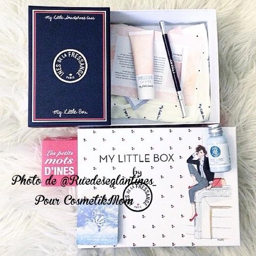 My Little Box by Inès de la Fressange