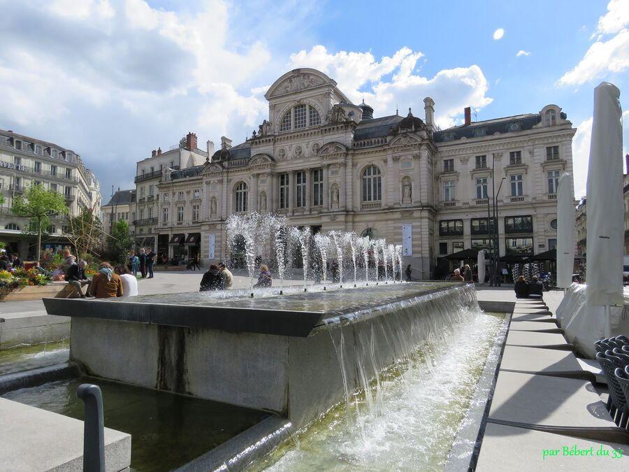 Angers dans le Maine et Loire -2