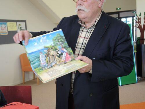 Les livres pop-up de Jean Marc