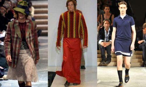 """➤ Agenda du Baphomet: """"La jupe pour homme"""""""