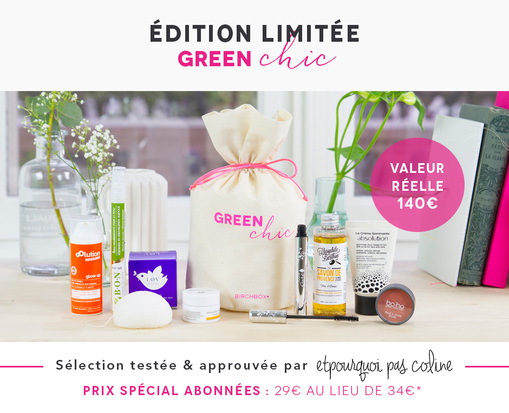 ✈ Ma BirchBox Airlines ✈ Avril 2015 ✈