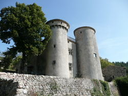 25 Sept. 2018 Silhac Le circuit des châteaux