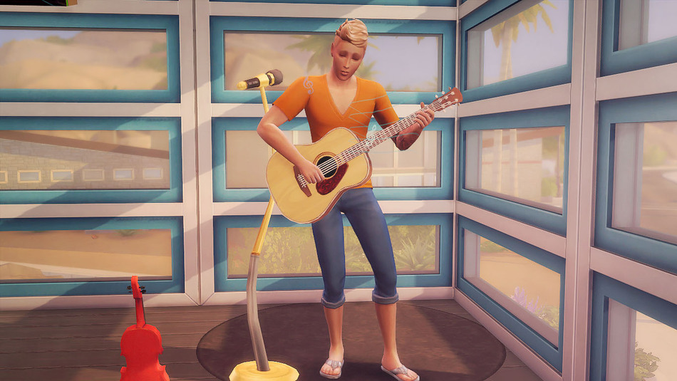 Tracklist number one : Oasis Springs, me voilà !