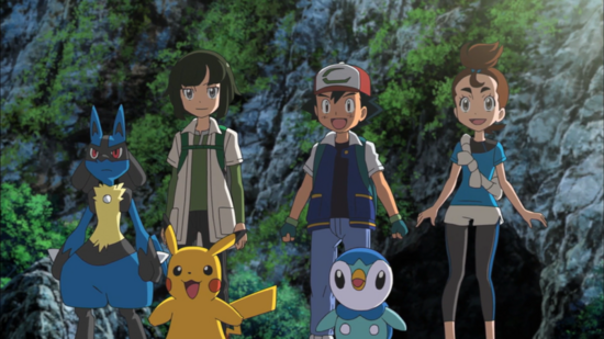 Pokémon Film 20 : I Choose You VOSTFR en Streaming