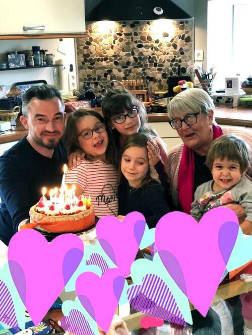 L'anniversaire de Mamé Annie