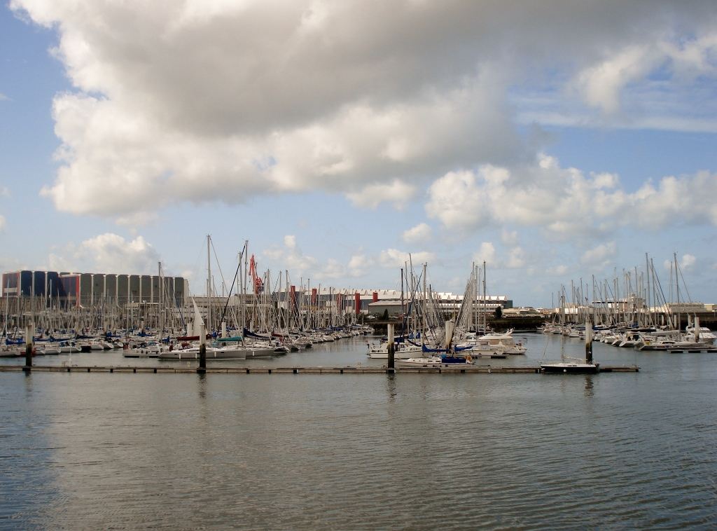 port de plaisance Cherbourg