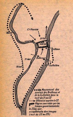 21 novembre 1831 : début de la révolte des canuts