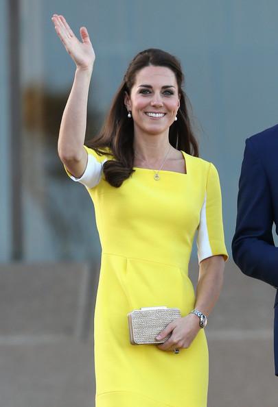 Kate en Australie