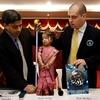 Jyoti Amge- la femme la plus petite du monde !
