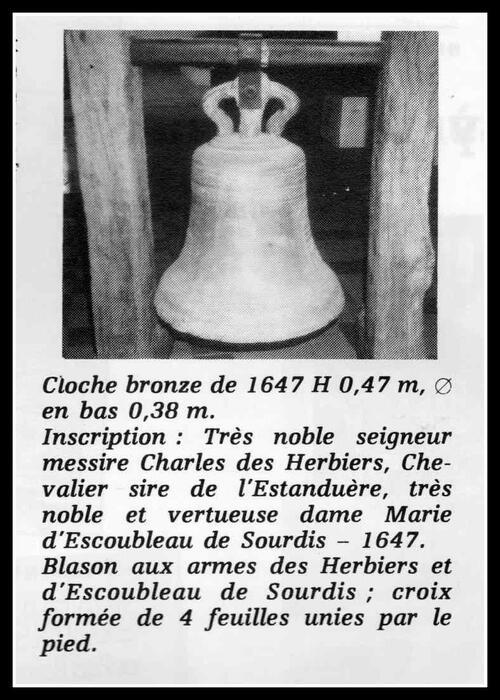 Le trésor de l'Etenduère....