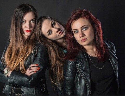 "THE AMORETTES - ""Everything I Learned I Learned From Rock N' Roll"" (Clip)"