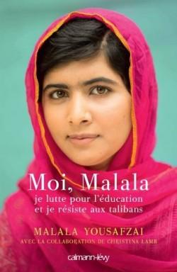Couverture de Moi, Malala