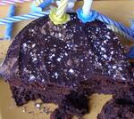 Gâteau chocolat-liqueur