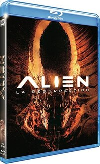 [Test Blu-ray] Alien, la résurrection