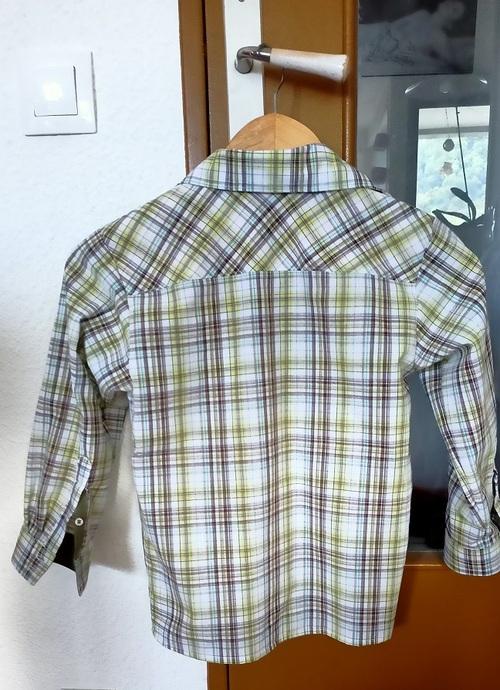 Une chemise d'hiver