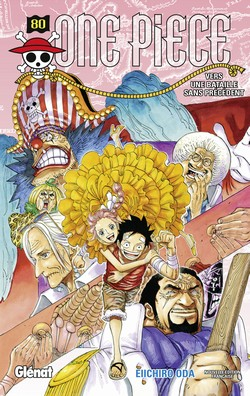 One piece - Tome 80 - Eiichiro Oda