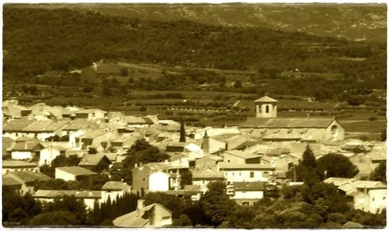 Village de Caromb