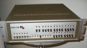 Le premier microordinateur était français !
