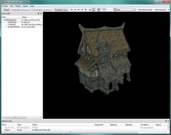 Importer des modèles 3D d'autres jeux