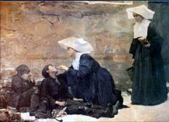 L aide aux nécessiteux sous l ancien régime histoires d antan et