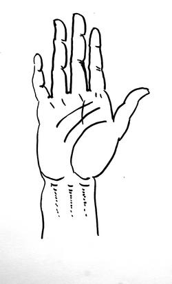 Dessiner une main avec Jean Cousin