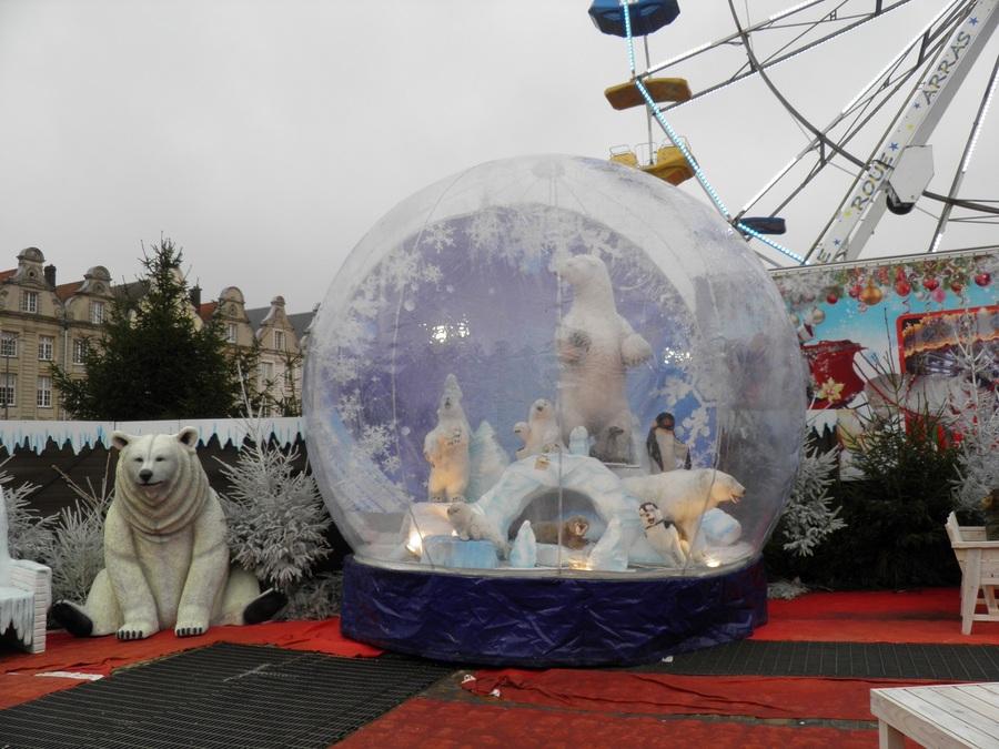 Marché de Noël d'Arras