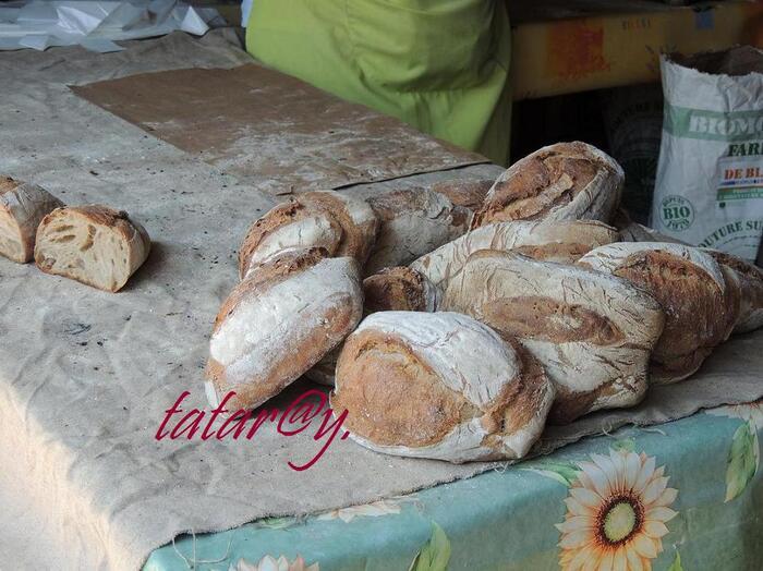 Fête du pain. 2)
