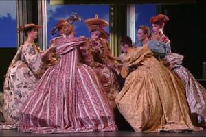 Acte II - Les demoiselles